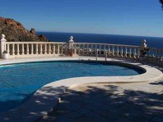 Exclusive villa in Mojacar playa