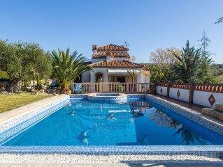 Pearceful Villa,Impresionante,Privada ,Familiar,Equipamiento de gran lujo, relax