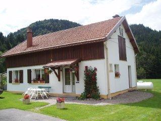 quiet between Gerardmer and La Bresse near Lake Retournemer ranked 3 key