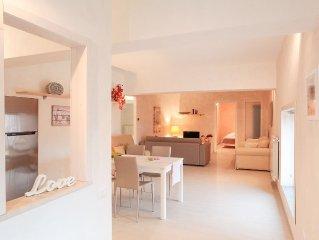 Splendido appartamento a Capodimonte vista porto sul lago di Bolsena