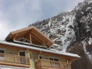 Luxury Modern Penthouse - Solden & Obergurgl high altitude ski areas