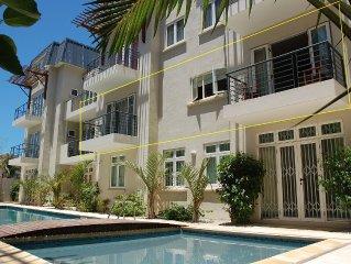 Flic En Flac: appartement dans residence, agree par Mauritius Tourism Authority