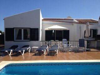 3 Bedroom Villa With Secluded Private Swimming Pool, Terrace & Decking