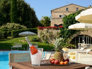 Luxury Surrounds You In This Elegant Eighteenth Century Holiday Villa