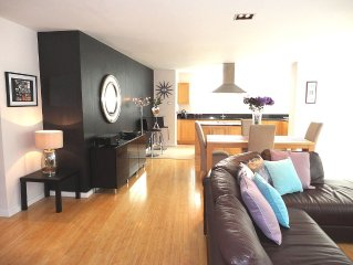 Spacious Luxury Apartment In Liverpool City Centre