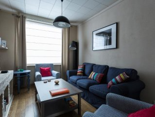 Family-friendly holiday home in Bruges