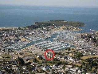 Appartement dans residence avec piscine a proximite du port du CROUESTY