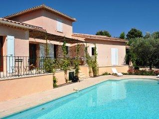 Villa con piscina nel Vaucluse. Luberon, Isle s/Sorgues, Avignone nelle vicinanz