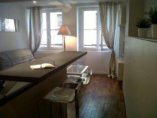 Charmant petit appartement d'architecte Lyon Presquile/Cordeliers