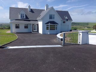 Peaceful location, on the Wild Atlantic Way, great beaches, ideal for families