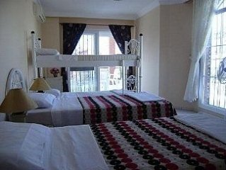 Le-Ry Family bedroom SLEEPS 4