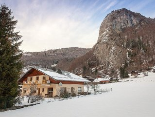 Spacious Family-Friendly Apartment In Saint Jean D'Aulps, Nr Morzine