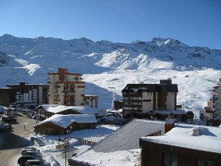 Excellent Ski-Flat In Val Thorens