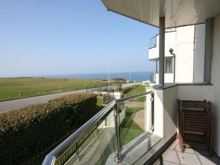 Luxury Sea View Apartment In Pentire, Newquay
