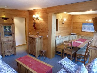 Les Arcs 1800: Charming appartment in the hearth of ARCS 1800