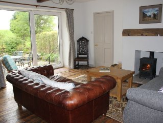 Gorgeous Lake District holiday cottage with lovely private garden