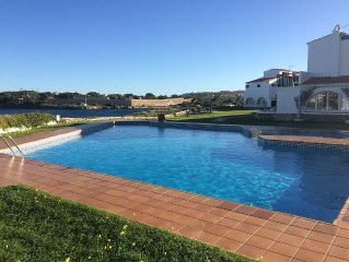 3 Bedroom House With Beautiful Views Of Mahon Harbour