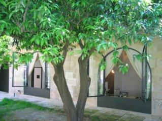 Lecce: Miniappartamento nel centro storico di Lecce - Casa con giardino