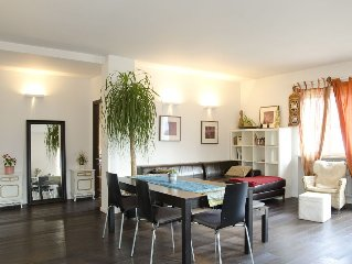 Best Zone Of Bolzano, 50m2 Terrace, Surrounded By Vineyards, 3 Bedrooms, 2 Bath