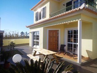 Close to Nature and the Sea, in the Natural Park of Calheta, with good location