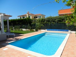Luxury 4 bedroom villa with private pool on 5* golf & beach resort