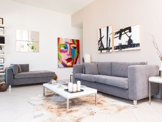 Heart of Ipanema, stylish apartment in full service building. IDEAL LOCATION!
