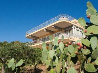 Villa margherita mare e relax con piscina....WI-FI free