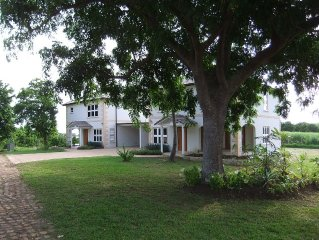 New spacious townhouses in the cool countryside of Barbados