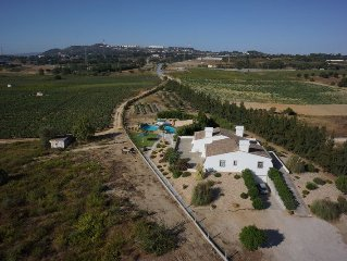 Quinta Rural, enjoy the nature and feel the peace. 4 bedrooms, 4 bathrooms