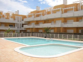 Penthouse self-catering apartment  in Algarve.