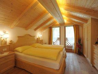Chalet tra le Dolomiti