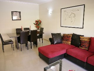 Lovely Apt in Patio Do Covento in cenral Lagos with Shared Pool