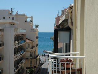 sea view, near water front, Croisette, air conditioning, parking, garage, wifi
