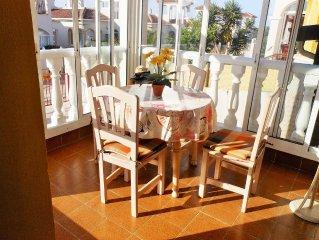 Family friendly, spacious 3 bed Detatched Villa in Benimar, Benijofar.