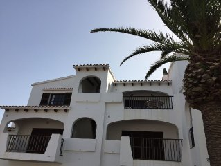 2 Bedroom Apartment Ideally Located In Cala'n Porter