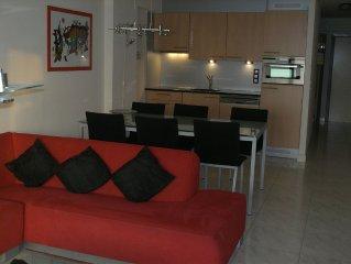 Comfortabel 6-persoons appartement met royaal zeezicht