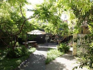 loft tres spacieux (200 m2) avec jardin(120 m2)  a 20 minutes du centre de paris