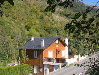 Charming comfortable chalet in Bareges