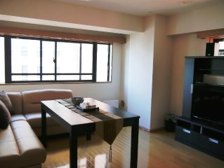 The Perfect Location - 2 Bedroom Flat In East Ginza