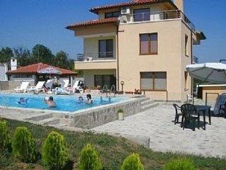 6 Bedroom Villa near Sozopol with Private  Pool