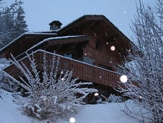 Luxury Self Catered/Catered Ski Chalet