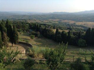 Delizioso appartamento nella zona dei grandi vini,  nel cuore della Maremma