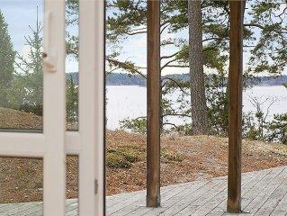Sea Cottage in Stockholm Archipelago, Mainland