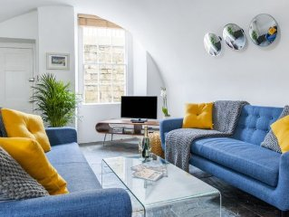 The Vaults Is A Newly Refurbished 2 Bedroom Apartment In Central Bath