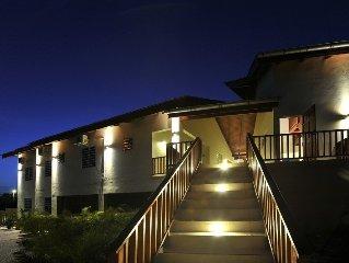 Een exclusieve, sfeervolle villa (8) met gastenverblijf (4) en privezwembad