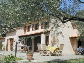 Old Mas In Olive Grove With Large Swimming Pool A