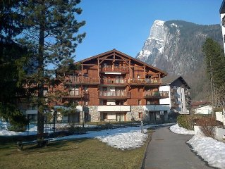 Luxury 2 Bedroom Apartment In Lovely Mountain Village Of Samoëns