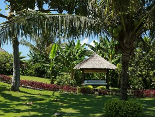 Beachhouse with private pool and private cook in relaxed, authentic North Bali