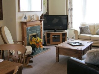 Enjoy peace & tranquility in a delightful cottage in the heart of Sheringham
