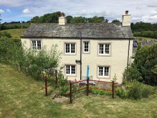 Luxury renovated lake district period cottage suitable for couples and families
